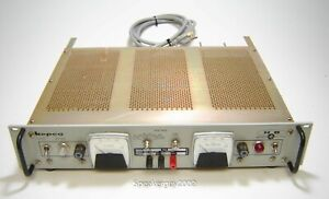 Kepco 0-325 VDC 0-400 mA / Regulated Tube Power Supply / HB-4AM C70841 -- BR