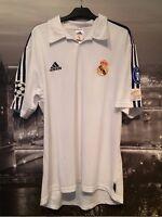 Camiseta Real Madrid 2002 Champions Raul - Version Japonesa