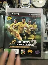 Rugby Challenge 2-The Lions Tour Edition PS3