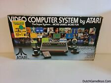 Atari 2600 Console - Light Sixer - Boxed