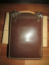 Field bag the officer ussr genuine and imitation leather uniform military