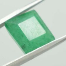 Zambia Good Cut Translucent Loose Natural Emeralds