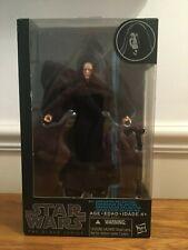 Star Wars Black Series Emperor Palpatine #11 Blue Wave 6 Inch