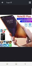 Smartphone android 5G
