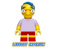 LEGO Milhouse - Simpsons Series 1 minifig sim015 FREE POST