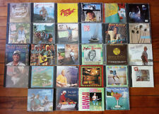 JIMMY BUFFET 30 CD 36 Discs 2 DVDs HUGE Collection Lot: