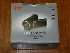 New in Open Box  JVC Everio GZ-HM30 GZ-HM30BU HD Camcorder - BLUE - 046838045349