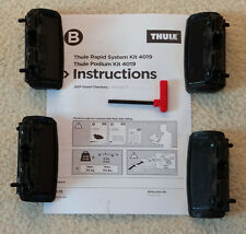 New Thule Roof Bars Fitting Kit 4019, JEEP GRAND CHEROKEE SUV 2011-