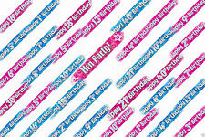 Pink Or Blue Holographic Age Foil Banners Birthday Party Decorations Banner 1-90