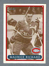 1993 OPC Fanfest Puck Canadiens' Maurice Rocket Richard