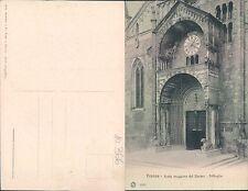 VERONA - PORTA MAGGIORE DEL DUOMO - DETTAGLIO                     (rif.fg.10366)