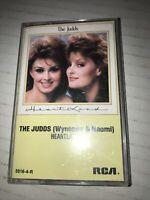 The Judds Heartland cassette