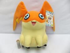 PLUSH DOLL DIGIMON Patamon 2000 JAPAN ANIME BANPRESTO Digital Monsters w/Tag