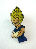 Pin's vintage épinglette Collector DRAGON BALL Z VEGETA DBZ DBS neuf 3x1,5 cm