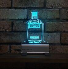 Jack Daniels Gentleman Jack Bottle LED Sign,Edgelit,Bar,Mancave,Led,Acrylic