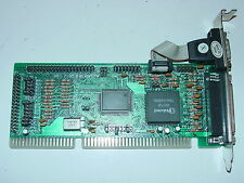 Vintage Winbond KDDP11227W SCSI & Floppy Controller ISA Slot Card