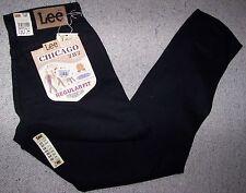 LEE Jeans Chicago colore BLACK/NERO Vintage anni '90 Tg.W34/L32