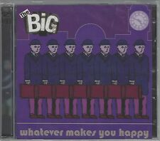 THE BIG - WHATEVER MAKES YOU HAPPY - (still sealed double cd set) - MOON CD 101