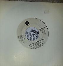 "MADONNA CAUSING COMMOTION 1987 PROMO JUKE-BOX ITALY 7"" VINYL 45 giri/rpm SORRENT"