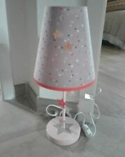 Grey Bedside Lamp New