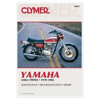 CLYMER 1970-1971 Yamaha XS1 REPAIR MANUAL M403