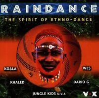 Raindance (1998) Dario G., Dance 2 Trance, Wes, Oliver Shanti, Faithless.. [CD]