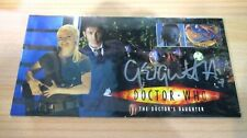 Doctor Who 2005 Commemorative Cover #55 Series 4 377/1000 Signed Georgia Moffett