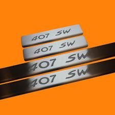 411210 MAT 4 LES SEUILS DE PORTE CONVIENT POUR PEUGEOT 407 (407 SW)