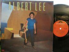 Albert Lee - Albert Lee  (Polydor 1-6358) (of Heads, Hands & Feet)