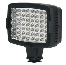 Pro 56 LED Video Light Lamp For Canon EOS 5D 7D 50D 60D 550D 600D 5D mark III