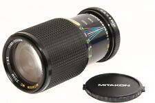 4,5/80-200mm MITAKON MC zoom scorrevoli con Yashica/Contax baionetta #900798