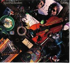 Spiers & Boden - Tunes (brand new CD 2005) bellowhead