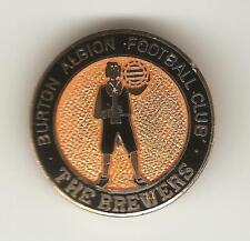More details for old burton albion fc brooch-pin badge #