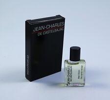 Jean Charles de Castelbajac j.c.c 4711 12 x 5ml AFTER SHAVE 60ml Nuovo/Scatola Originale RAR