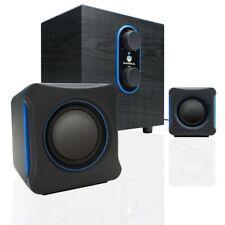 GOgroove SonaVERSE LBr 2.1 USB Powered Subwoofer Speaker System