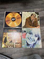 vinyl record lot 4 albums