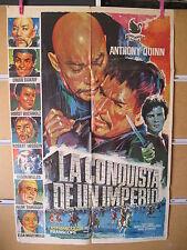 A1967   LA CONQUISTA DE UN IMPERIO  Anthony Quinn Omar Sharif
