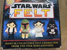 Felt Kits Ser.: Star Wars Felt by Michelle Coffee and Aimee Ray New