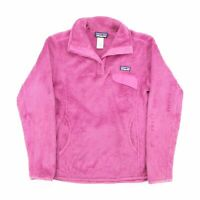 PATAGONIA  Purple Outdoor Round Neck Jumper Womens XS