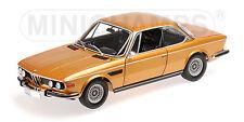 MINICHAMPS 180029027 Maßstab 1:18, BMW 3.0 CSI (E9) COUPÉ - 1972 #NEU in OVP#