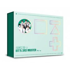 BTS 3RD MUSTER [ARMY.ZIP+] Blu-ray Disc + Paper Standee [BRAND NEW & SEALED]