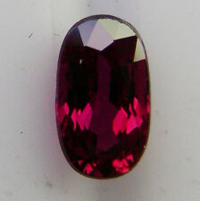NATURAL RUBY 0.56ct!! EXPERTLY FACETED IN GERMANY +APPRAISAL AVAILABLE