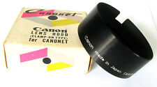 Genuine & Rare Canon Canonet Metal Lens Hood Boxed