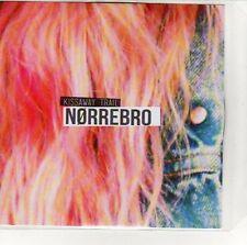 (EN368) Kissaway Trail, Norrebro - 2013 DJ CD