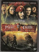 PIRATI DEI CARAIBI ai confini del mondo - DVD