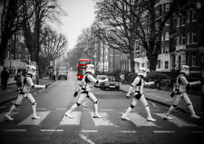 BRAND NEW - Star Wars Storm Troopers Print Picture Wall Art Poster - ABBEY ROGUE