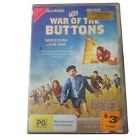 War Of The Buttons DVD Region 4 French