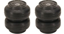 "ss6 slam bag pair air ride suspension 6"" round 1/2""npt port SS-6 two"