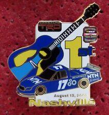 PIN'S COURSE USA NASCAR TRD TOYOTA TRUCK SERIES CRAFTSMAN NASHVILLE EGF MFS