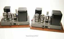 Pair of Vintage Heathkit A-9 Tube Amplifiers / KT-88 - KT3